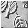 Retro Leaf Panel A Plaster Ceiling Tile