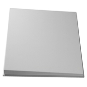 Diagonal Wedge Plaster Ceiling Tile