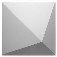 Pyramid 2 Plaster Ceiling Tile