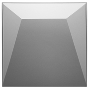 Pyramid Utility Plaster Ceiling Tile