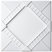 Deco 2 - Square Acoustic Ceiling Tile