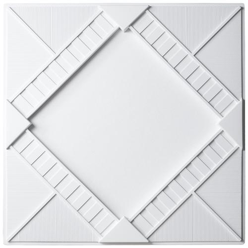 Deco 2   Square Acoustic Ceiling Tile