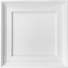 Executive Coffer Acoustic Plaster Ceiling Tile