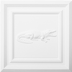 Classic Panel Alligator for 9/16 Grid Plaster Ceiling Tile