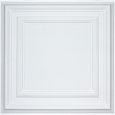 Custom 4ftx4ft Classic Panel Plaster Ceiling Tile