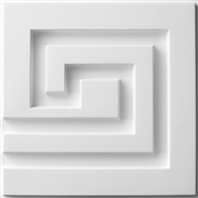 Greek Key B Plaster Wall Tile