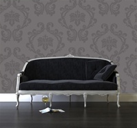 Damask Too! wall decals stickers