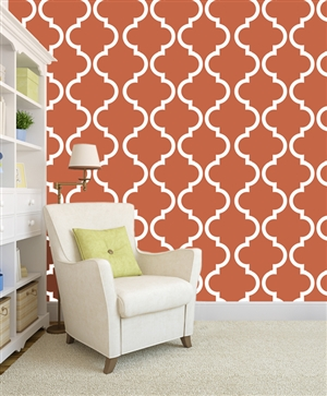 Pendant Wallpaper Pattern wall decals stickers