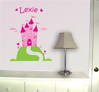 Castle Tower wall decal sticker