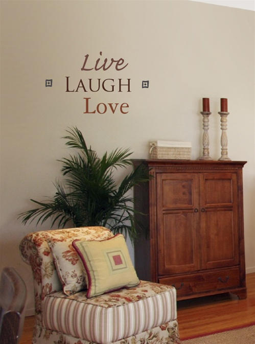 Alternative Views & Wall Words wall decals stickers