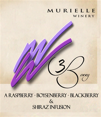 3 Berry Shiraz by Murielle Winery