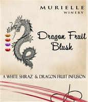 Blushing Dragon Fruit by Murielle Winery