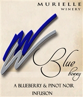 Blueberry Pinot Noir by Murielle Winery