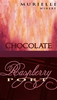 Chocolate Raspberry Port by Murielle Winery