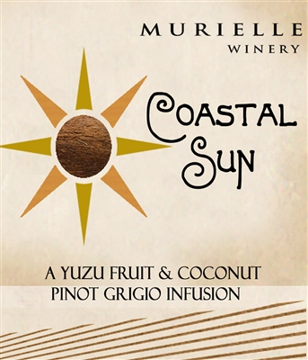 Coastal Sun Wine By Murielle Winery