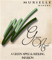 Green Apple Riesling by Murielle Winery