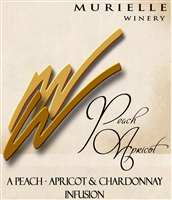 Peach Apricot Chardonnay By Murielle Winery