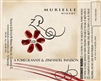 Red Zinfandel Pomegranate by Murielle Wines