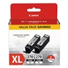 Canon PGI-270 XL Pigment Black Twin Ink Pack