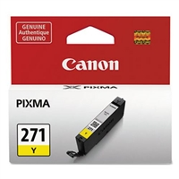 Canon CLI 271 Yellow Ink Cartridge