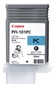Canon PFI-101PC Photo Cyan Ink Tank (130ml) for imagePROGRAF iPF5000, iPF5100, iPF6000, iPF6000S, iPF6100, iPF6200