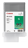 Canon PFI-101G Green Ink Tank (130ml) for imagePROGRAF iPF5000, iPF5100, iPF6100, iPF6200