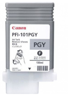 Canon PFI-101PGY Photo Gray Ink Tank (130ml) for imagePROGRAF iPF5000