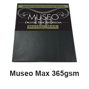"Museo MAX Fine Art Paper 17""x22"" 25 Sheets"