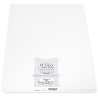 Museo Silver Rag 85x11 25 Sheets