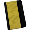 "Hahnemuhle Travel Journal 140gsm Black hard cover 3.5""x5.5"" 62 sheets (LANDSCAPE)"