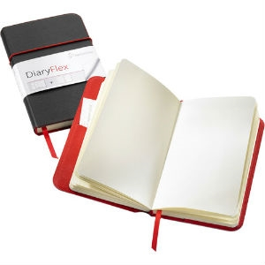 Hahnemuhle Diary Flex Notebook (Dotted) 7.5inx4.5in 80 Sheets 160 Pages