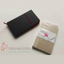 Hahnemuhle Diary Flex Refill (Ruled) 7inx4in 80 Sheets 160 Pages