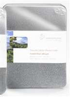 Hahnemuhle Photo Cards- FineArt Pearl 285gsm 5.8inx8.3in (A5) 30 Sheets