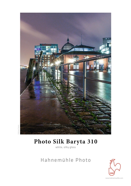 Hahnemuhle Photo Silk Baryta 310gsm 8.5inx11in - 25 Sheets