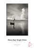 "Hahnemuhle Fine Art Photo Rag Bright White 310gsm 8.5""x11"" - 25 Sheets"
