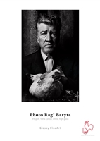 "Hahnemuhle Fine Art Photo Rag Baryta 315gsm 8.5""x11"" - 25 Sheets"