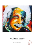 Hahnemuhle Art Canvas Smooth 370gsm 24inx39ft Roll