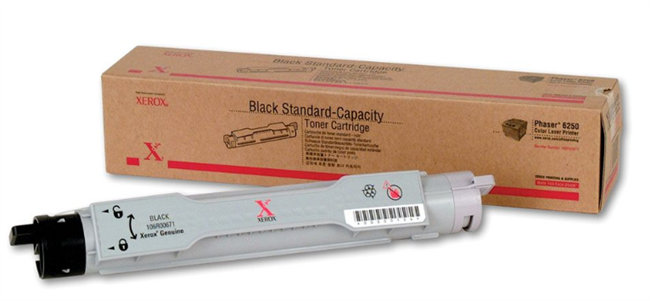 Xerox Phaser 6250 Black Toner *NON-RETURNABLE