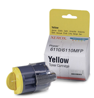 Xerox Phaser 6110/6110MFP Yellow Toner Cartridge