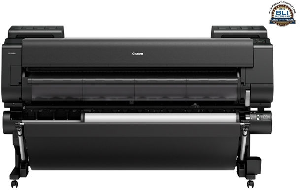 Canon IPF PRO 6000S 60in Width Printer