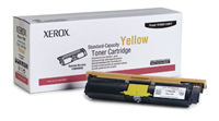 Xerox Phaser 6120/6115MFP Standard Capacity Yellow Toner Cartridge *NON-RETURNABLE