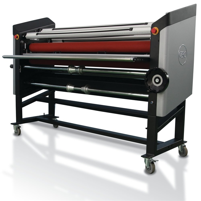 "Spire III 64Ct - 64"" Cold with Top Heat Assist Wide Format Laminator"