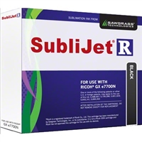 SubliJet-R Black Ink for Ricoh GX e7700N