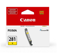Canon CLI-281 Yellow Ink