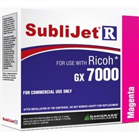 SubliJet-R Magenta Ink for Ricoh GX 7000 / 5050
