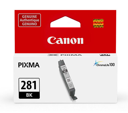 Canon CLI-281 Black Ink
