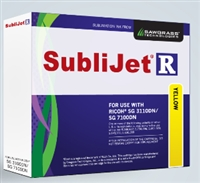 SubliJet-R Yellow Ink for Ricoh SG 3100 DN / SG 7100 DN