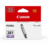 Canon CLI-281 Photo Blue Ink