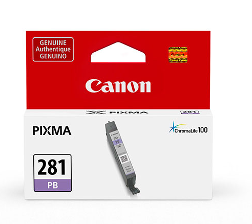 Canon CLI-281 Photo Blue Ink Tank