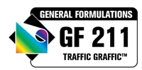 "GF 211 Traffic Graffic 6.0 mil - Gloss Clear ""Floor Advertising"" Laminate 54""x150' Roll"
